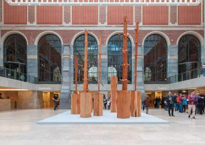 Rehabilitación del Rijksmuseum de Amsterdam