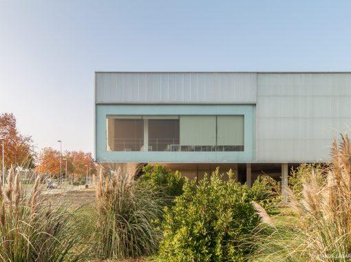 Edificio aulario de la Universidad Pablo de Olavide