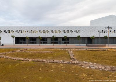 Centro de creación contemporánea de Andalucía, C3A