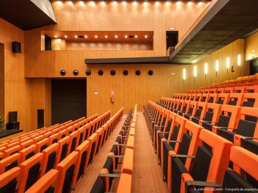 Rehabilitación del Teatro España de La Palma del Condado