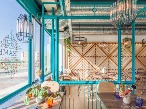 Interiorismo y reforma del Restaurante Ditirambo