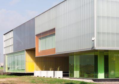 Aulario de la Universidad Pablo de Olavide