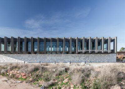 Biblioteca Presidente Adolfo Suárez