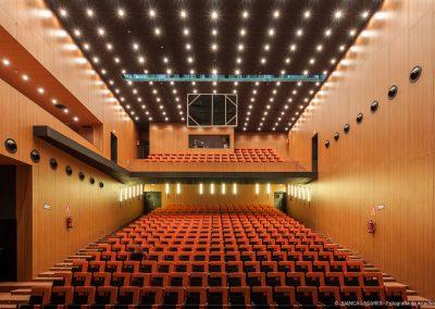 Rehabilitación del Teatro España
