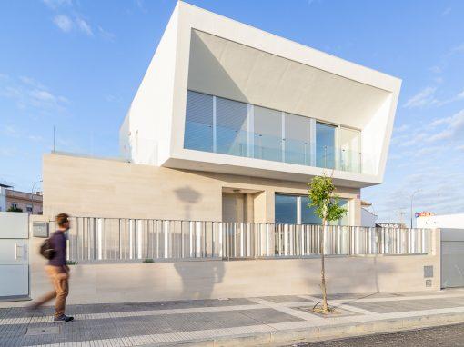 «Bezel House» Vivienda unifamiliar en Lepe