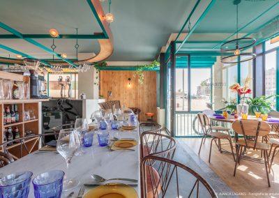 Restaurante Ditirambo Gastrotasca
