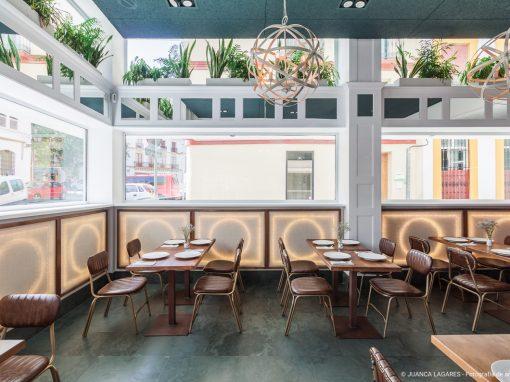 Interiorismo y reforoma del Restaurante Cotidiano Bar