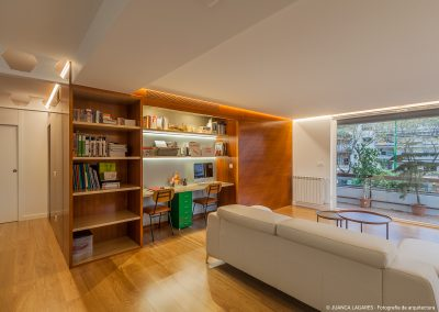 Reforma de una vivienda en el edificio Huerta del Rey, Sevilla, por CM4 Arquitectos
