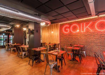 Goiko Grill de la Avenida Republica Argentina en Sevilla