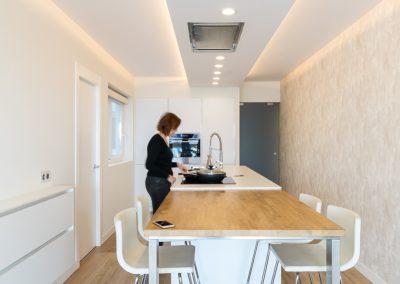 Reforma de una vivienda en la calle Arjona