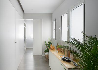 Reforma e interiorismo de una vivienda en Jerez de la Frontera