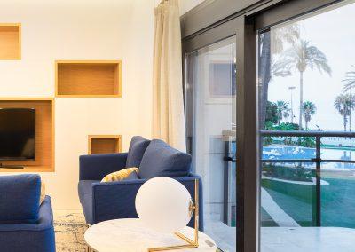 Proyectos de vivienda duplex en Torremolinos Málaga (Costa del Sol) realizado por CM4 Arquitectos y DmasC Arquitectos