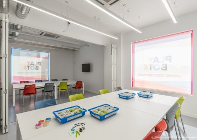 Academia PlayBots