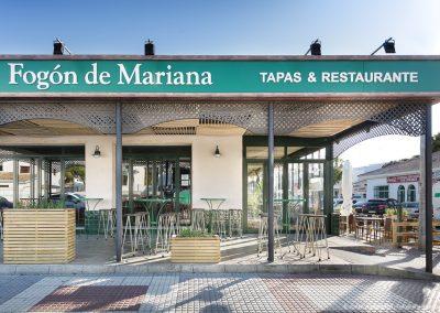 Nuevo Fogon de Mariana realizado por CM4 Arquitectos en la playa de la barrosa, Chiclana, Cadiz