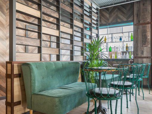 Cafetería «El Galeón» en Arahal
