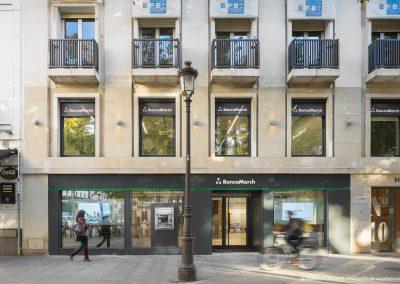 Sede BancaMarch Sevilla