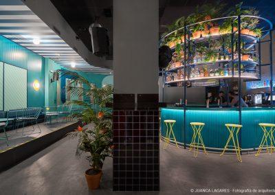 Discoteca Ruler en Jerez de la Frontera, Cadiz, diseñada por Reondo Estudio