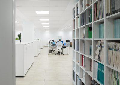 Oficinas de Idom en Sevilla