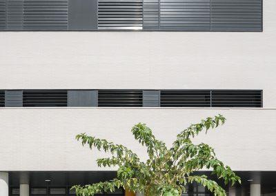 Nuevo IES Teatinos en Malaga realizado por IDOM Consulting Engineering Architecture