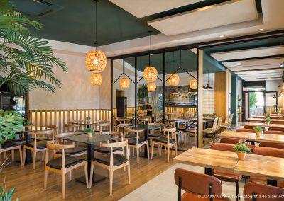 Restaurante en Sevilla Este