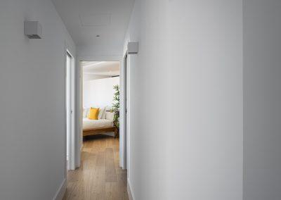 Reforma integral de un piso en el centro de Sevilla realizado por 2S Arquitectos