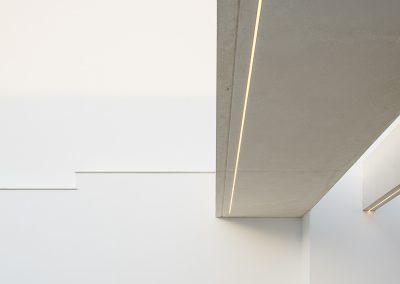 Vivienda unifamiliar Domus Atrio realizada por Gonzalez Morgado Arquitectura
