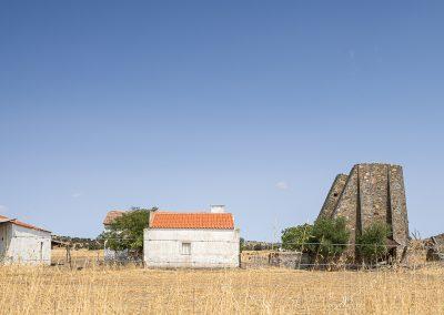 Fotografías para investigación sobre el patrimonio industrial y paisajístico del valle del alto guadiato en belmez y peñarroya-pueblo nuevo en córdoba