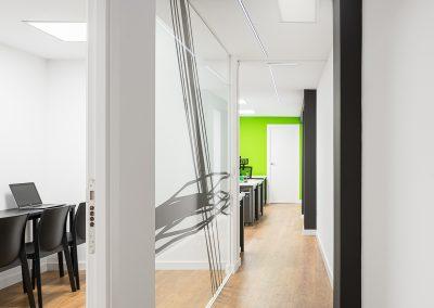 estudio de arquitectura arquitexture y coworking sugowork en el centro de Huelva
