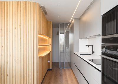 Reforma de un piso en los remedios, sevilla, realizado por cm4 arquitectos