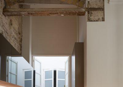 Diseño de un espacio de cocina en una vivienda del centro de sevilla realizado por cocinel-la